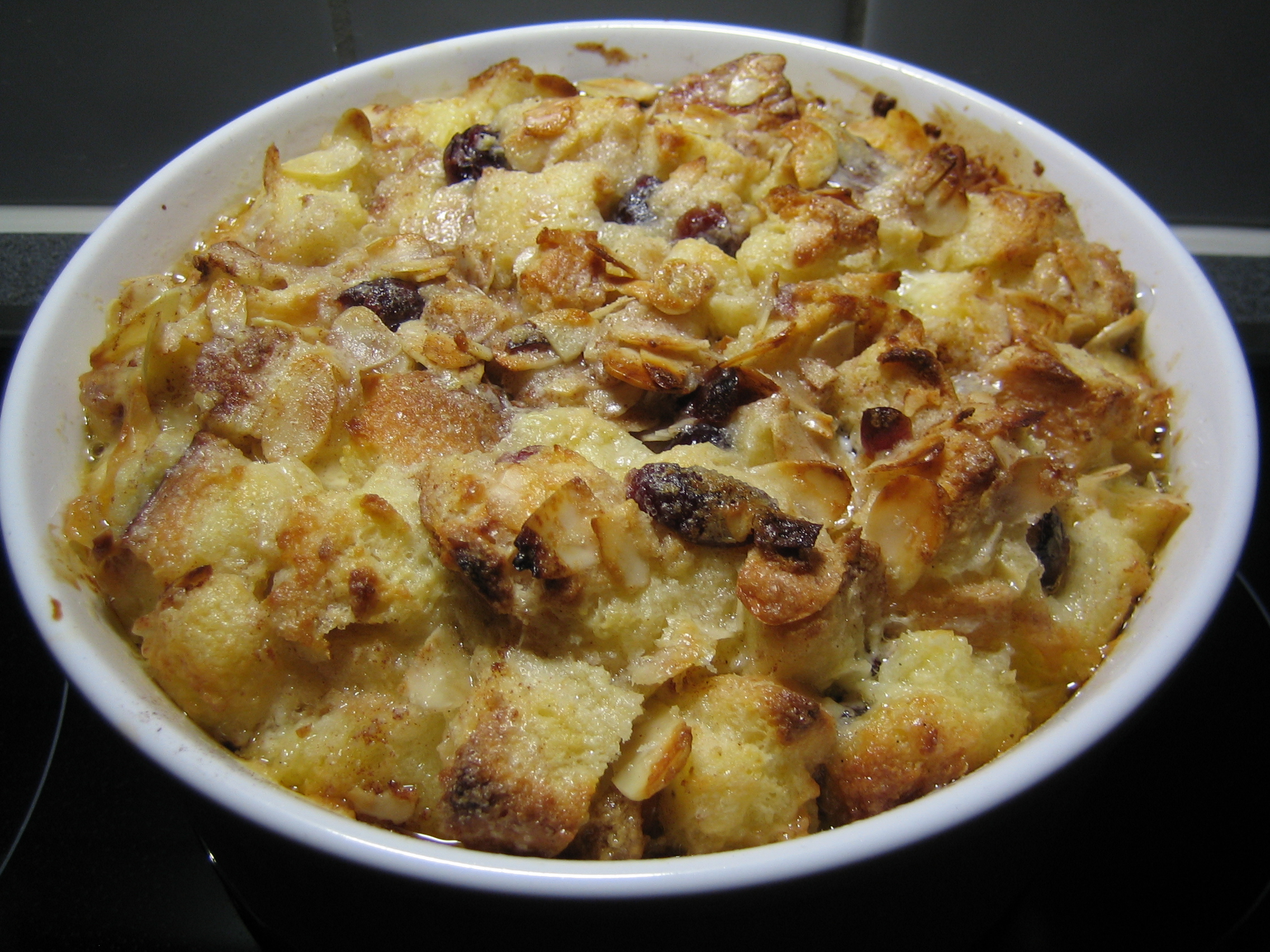 (Deutsch) my magic cauldron – bread & butter pudding
