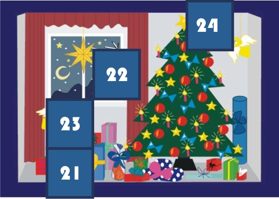 (Deutsch) Adventskalender 20