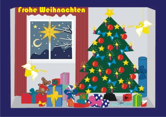 (Deutsch) Adventskalender 24