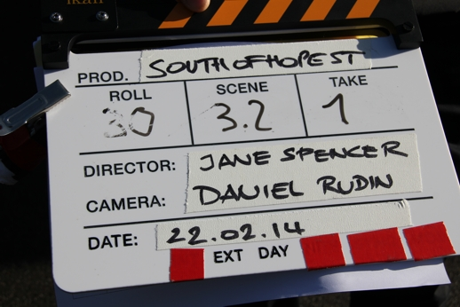 (Deutsch) South of Hope Street – Trailer shoot